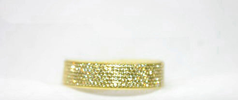 Children Bling Band- Jonquil, Swarovski Micro Crystal Pavee