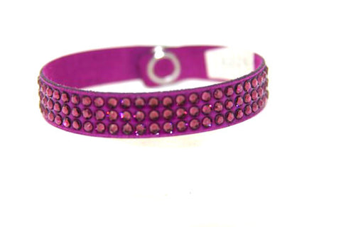 Children Roadster - Swarovski Crystal Pavee in Amethyst