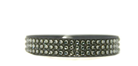 Children Roadster - Swarovski Crystal Black Diamond Bracelet