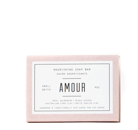 Woodlot Soap Bar Amour