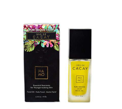 Buy Mamo Botanics Pure Amazon Cacay Facial Oil Online in Canada | VitaBotanica