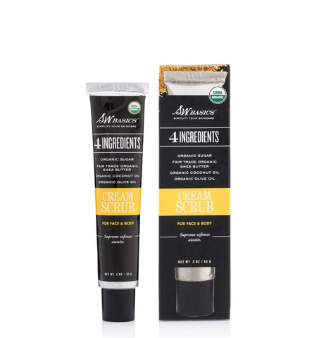 S.W.Basics Cream Scrub