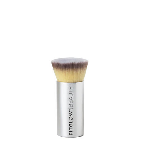 Buy Fitglow Vegan Teddy Foundation Brush Online in Canada | VItaBotanica - Free shipping on orders over $75