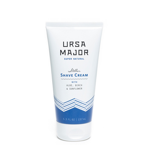 Buy Ursa Major Stellar Shave Cream Online in Canada | VitaBotanica - Free shipping $75+