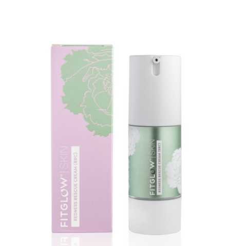 Fitglow Redness Rescue Cream - Reduces redness and calms irritated skin | VitaBotanica - Free shipping $75+