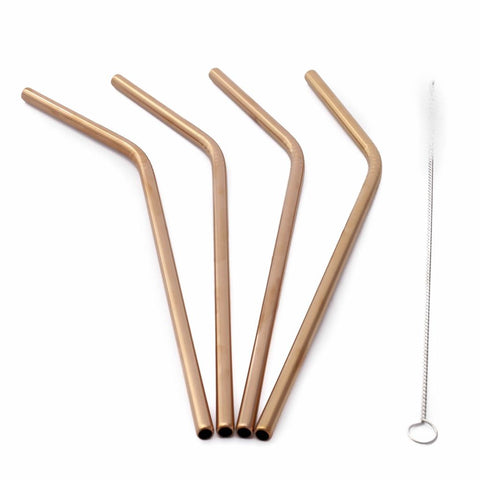Unwrapped Life Reusable Stainless Steel Straws