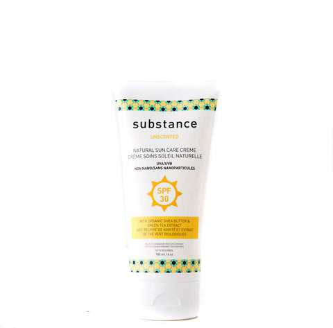 Matter Co. Unscented Natural Suncare Creme
