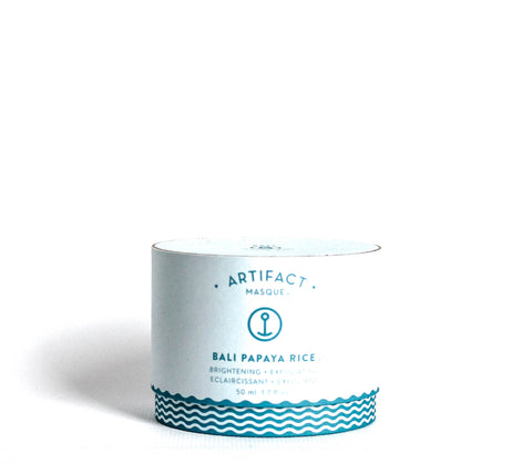 Artifact Bali Papaya Rice - Buy this brightening mask in Canada online from VitaBotanica | Free shipping $75+