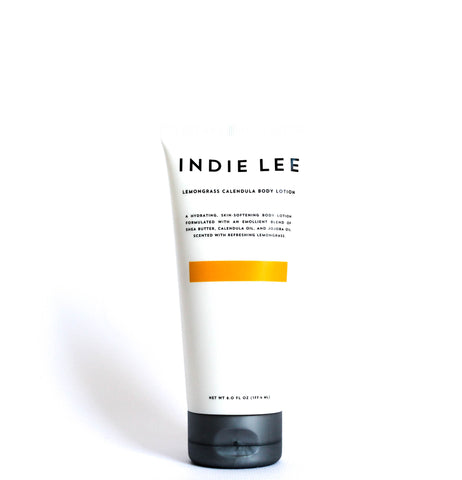 Indie Lee Lemongrass Calendula Body Lotion - VitaBotanica