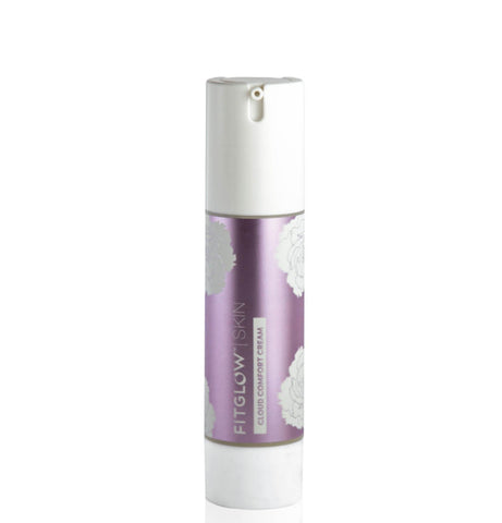 Fitglow Cloud Comfort Cream - Reduces inflammation and heals skin | VitaBotanica - Free shipping over $85+