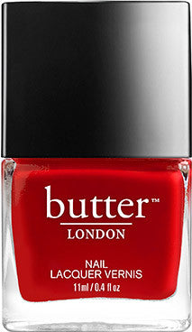 Butter London Red Nail Lacquer - VitaBotanica