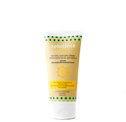 Sample - Matter Co. Baby Natural Suncare Creme