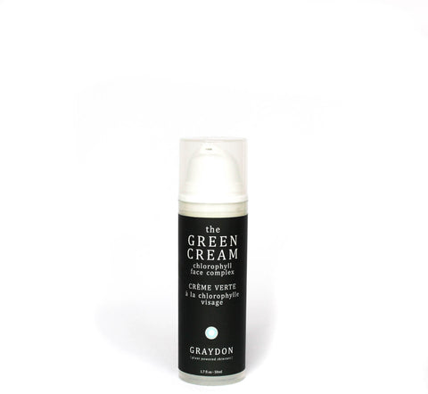 Sample - Graydon The Green Cream