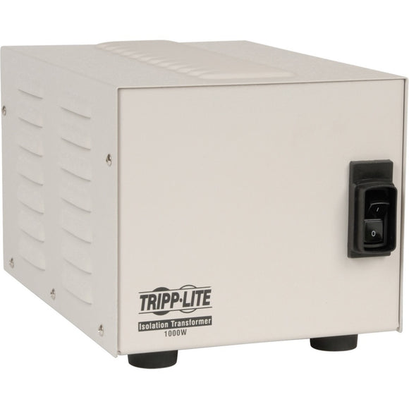 Tripp Lite 1000W Isolation Transformer Hopsital Medical with Surge 120V 4 Outlet 10ft Cord HG TAA GSA