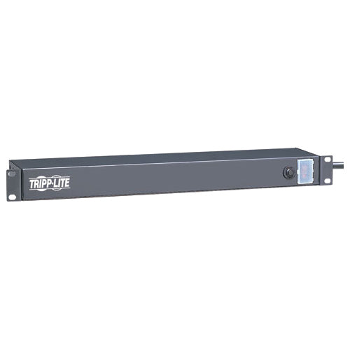 Tripp Lite Power Strip Rackmount Metal 120V 5-15R 6 Rear Face Outlet 1URM ->  -> May Require Up to 5 Business Days to Ship -> May Require up to 5 Business Days to Ship