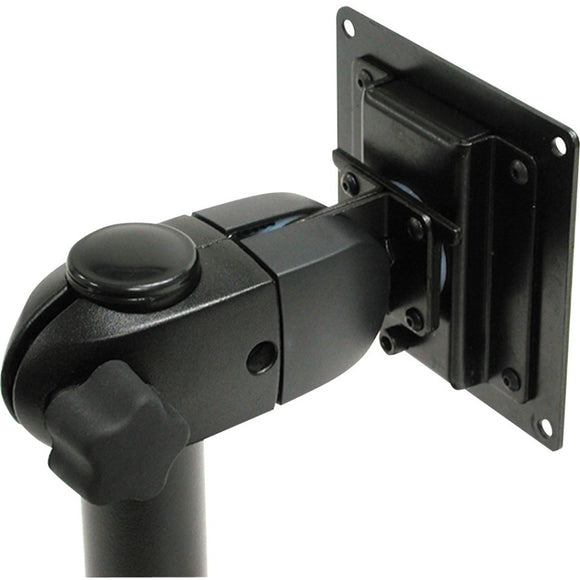 Ergotron Ds100 Clamping Single Pivot.attaches At Any Point Along A Ds100 Pole.pr