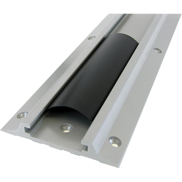 Ergotron 42in Wall Track (white).a Low-cost,zero-footprint Mounting System That
