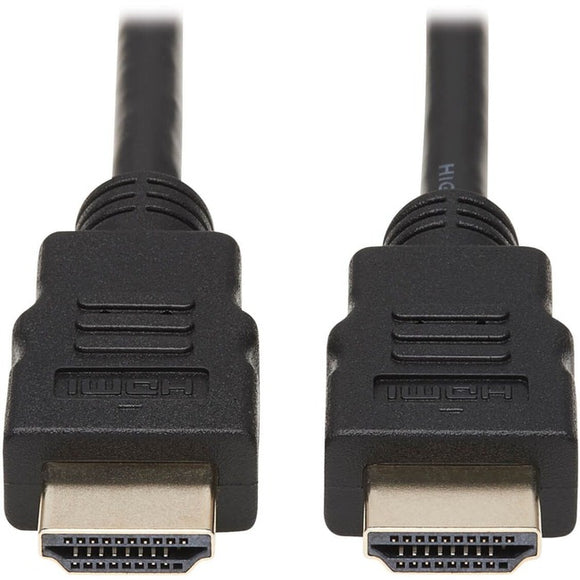 Tripp Lite High Speed HDMI Cable Ultra HD 4K x 2K Digital Video with Audio (M-M) Black 6ft