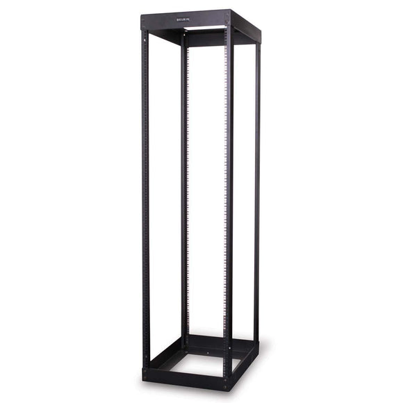 Belkin Components Belkin Enterprise 4-post Rack-rack-black-42 U-19 Inch-weight Limit :2200 Lbs