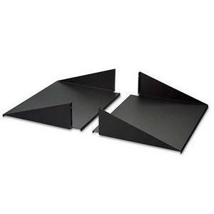 Belkin Components - Belkin Double-sided 2-post Shelves 30inch Depth - Rack Shelf