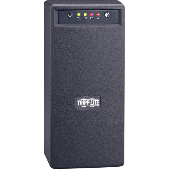 Tripp Lite UPS 1000VA 500W International Battery Back Up Tower AVR 230V USB RJ45 C13