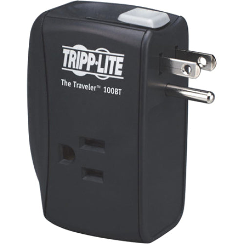 Tripp Lite Notebook Surge Protector Wallmount Direct Plug In 2 Outlet RJ45