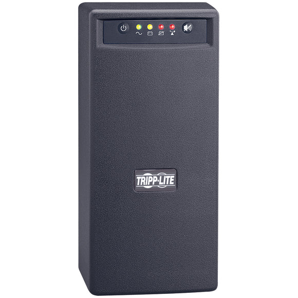 Tripp Lite UPS 500VA 300W Battery Back Up Tower Isolation Transformer 120V