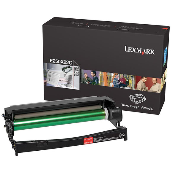 Lexmark Photoconductor Kit -  30000 Pages - E250-e350-e352-e450