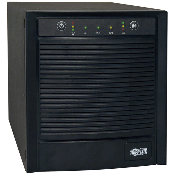 Tripp Lite UPS Smart 3000VA 2250W Tower AVR 120V Pure Sign Wave 3kVA USB DB9 SNMP