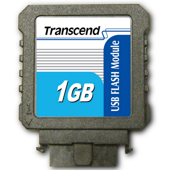 Transcend 1GB USB 2.0 Flash Module (Vertical)