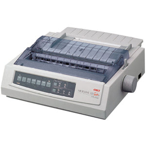 Oki MICROLINE 320 Turbo-D Dot Matrix Printer