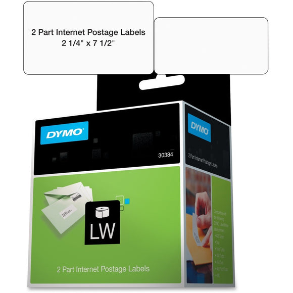 Dymo 2 Part Internet Postage Label