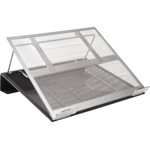 Dymo Rolodex2 Tone Metal Mesh Laptop Stand