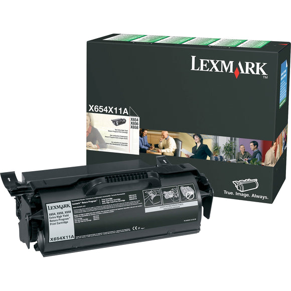 Lexmark X65x Extra High Yield Print Cartridge