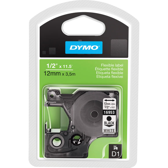 Dymo Nylon Fabric Labelmaker Tape Cartridges