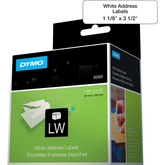 Dymo High-Capacity Address Labels