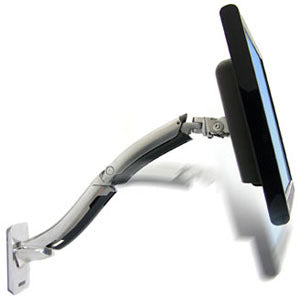 Ergotron Mx Wall Mount Lcd Monitor Arm. Ergonomically Supports Larger Monitors A