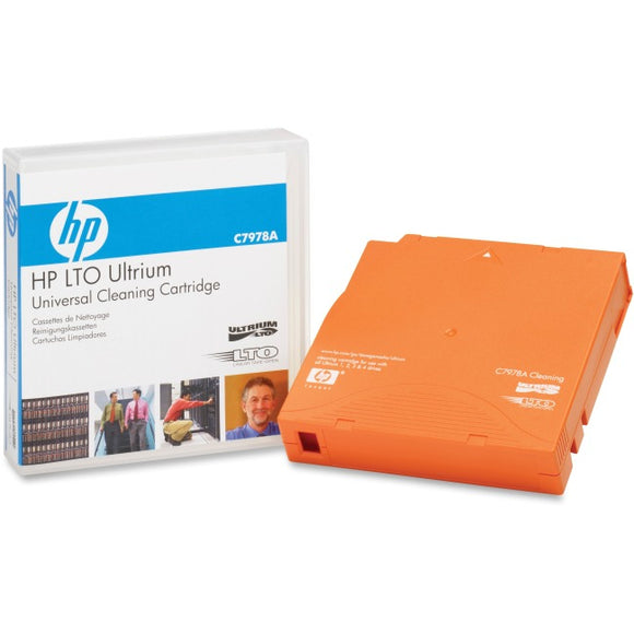 Hewlett Packard Enterprise Hp Ultrium Universal Cleaning Cartridge