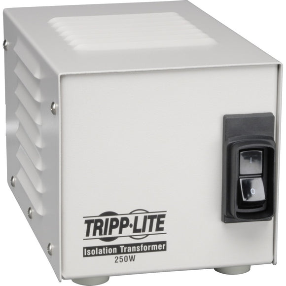 Tripp Lite 250W Isolation Transformer Hospital Medical with Surge 120V 2 Outlet HG TAA GSA