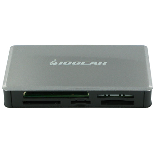 IOGEAR GFR281W6 56-in-1 Flash USB 2.0 Card Reader-Writer
