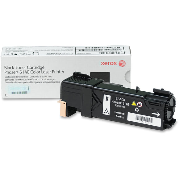 Xerox Black Toner Cartridge, Phaser 6140
