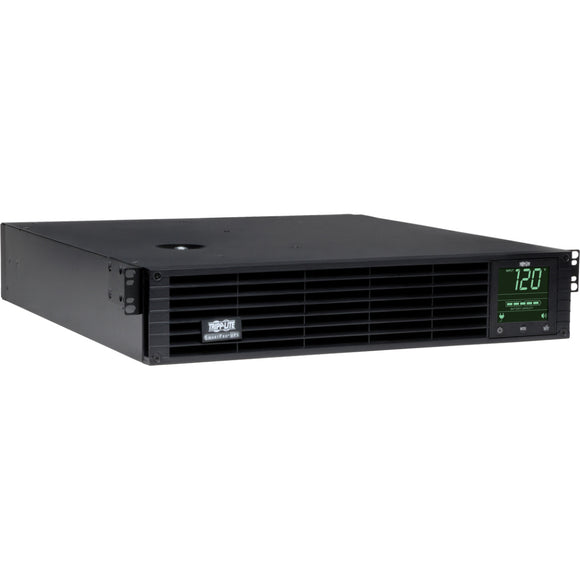 Tripp Lite UPS Smart 2200VA 1920W Rackmount AVR Pure Sign Wave 100V-110V-120V USB DB9 2URM