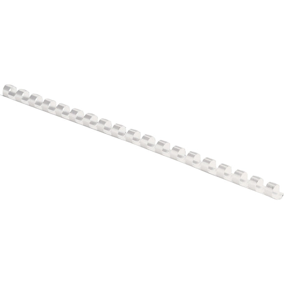 Fellowes, Inc. Binding Combs Plastic - White 5-16in 100