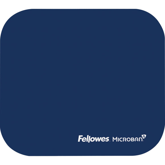 Fellowes, Inc. Fellowes Mouse Pad With Microban Antimicrobial Protection Stays Cleaner. Durable