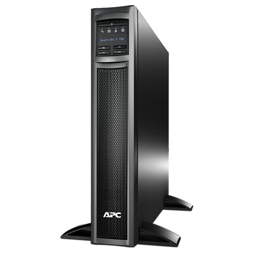 APC Smart-UPS X 750 VA Tower-Rack Mountable UPS