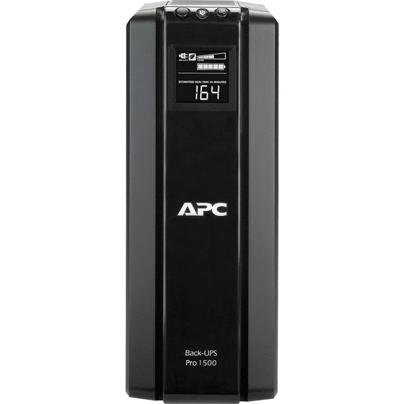 APC by Schneider Electric BR1500G 120V Backup System