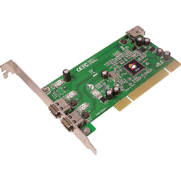 SIIG 3 Port 1394 PCI i-e Adapter
