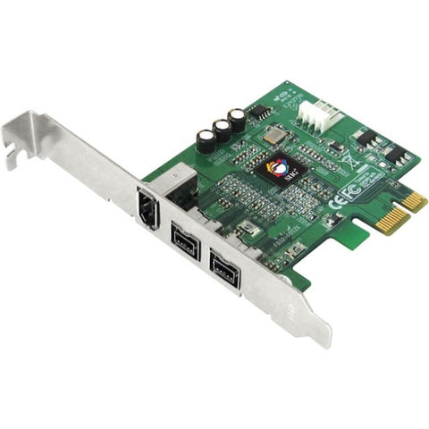 SIIG 3-port FireWire Adapter - SystemsDirect.com