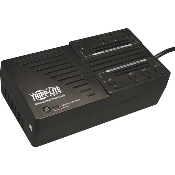 Tripp Lite UPS 700VA 350W Desktop Battery Back Up AVR Compact 120V USB RJ11