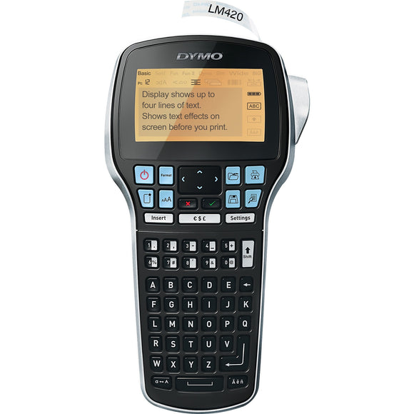 Dymo LabelManager 420P Portable Labelmaker